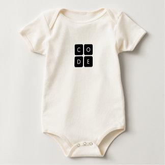Code.org one-sie! baby bodysuit