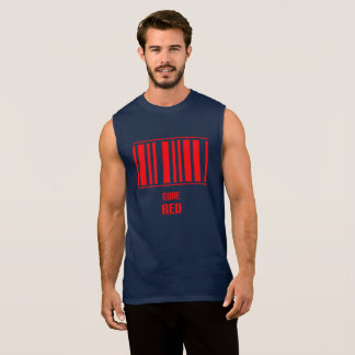 Code Red Sleeveless Shirt