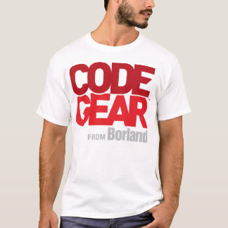 CodeGear Premium White T-Shirt