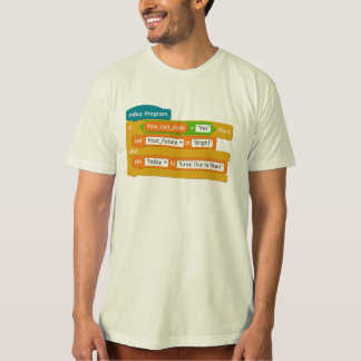 Coding = Bright Future T-Shirt