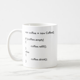 //Coding// Coffee Mug