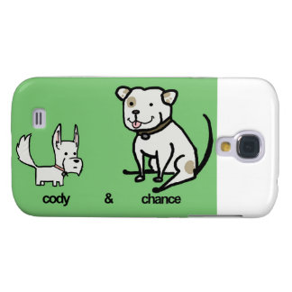 cody & chance Galaxy S4 Case