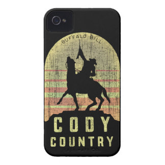 Cody Country Wyoming Case-Mate iPhone 4 Case