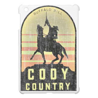 Cody Country Wyoming iPad Mini Cases