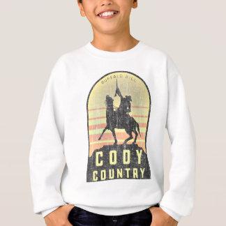 Cody Country Wyoming Sweatshirt