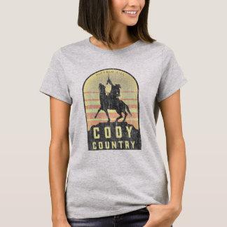 Cody Country Wyoming T-Shirt