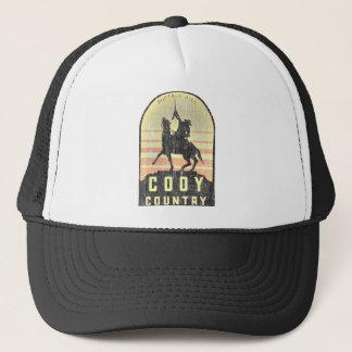 Cody Country Wyoming Trucker Hat