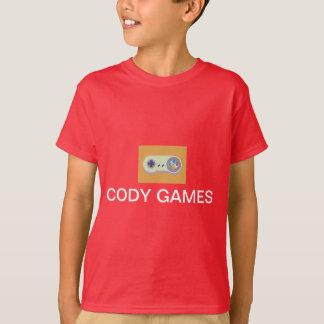 Cody Games  9-10 T-Shirt