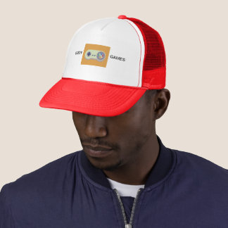 Cody Games Hat