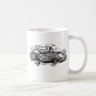 Coelacanth Coffee Mug