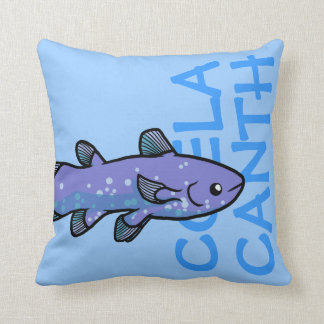 Coelacanth Pillow
