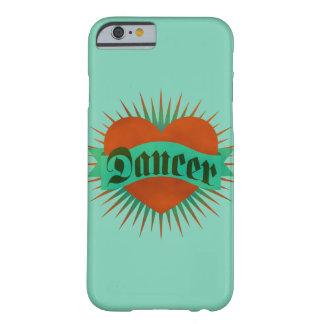 Coeur de grunge de danseur coque barely there iPhone 6