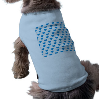 Coeur de l amour t-shirts pour chien