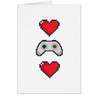 Coeur de pixel et contrôleur - carte de