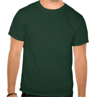 Coeur de shamrock t-shirt