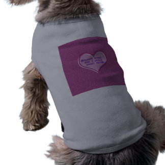 Coeur impertinent manteau pour animal domestique