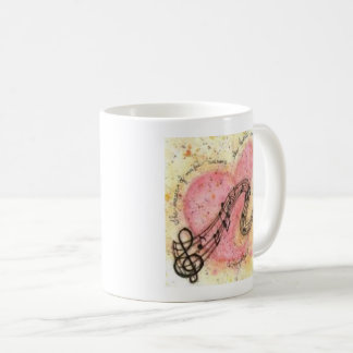 Coeur music mug