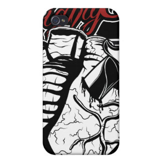 Coeur sanglant coques iPhone 4