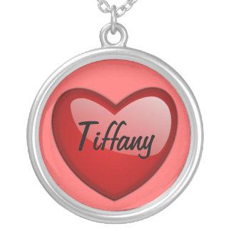 Coeur Tiffany Bijouterie