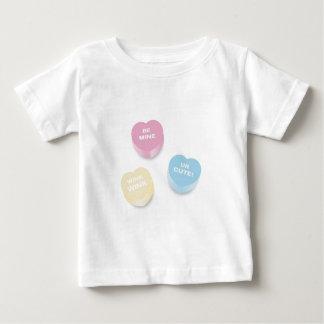 Coeurs de conversation de Cutie Tee-shirt