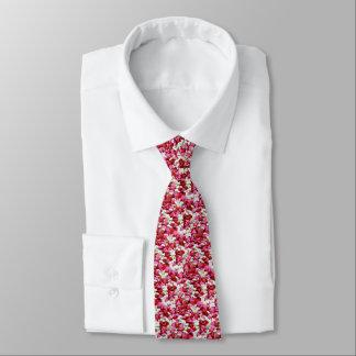 Coeurs de Valentine Cravate