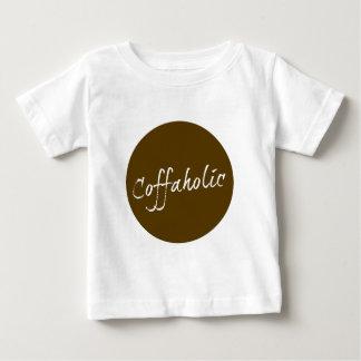 Coffaholic Baby T-Shirt