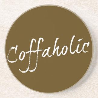 Coffaholic Coaster