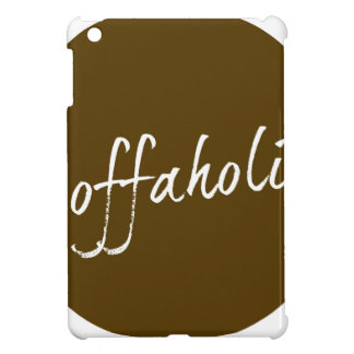 Coffaholic iPad Mini Covers