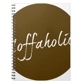 Coffaholic Notebook
