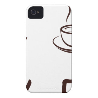 coffee10 iPhone 4 case