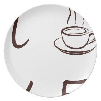 coffee10 plate