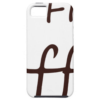 coffee12 iPhone 5 cover