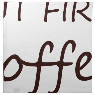 coffee12 napkin