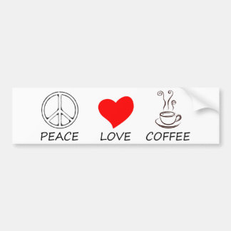 coffee14 bumper sticker