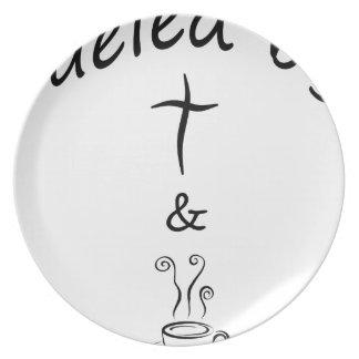 coffee16 plate