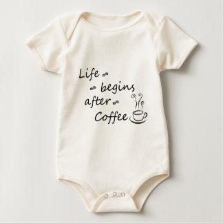 coffee18 baby bodysuit