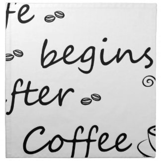 coffee18 napkin