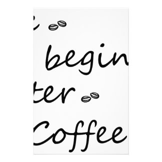 coffee18 stationery