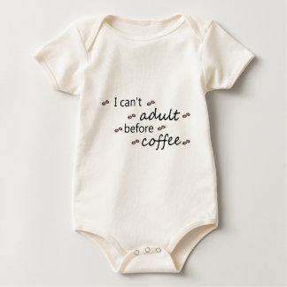 coffee20 baby bodysuit