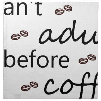 coffee20 napkin