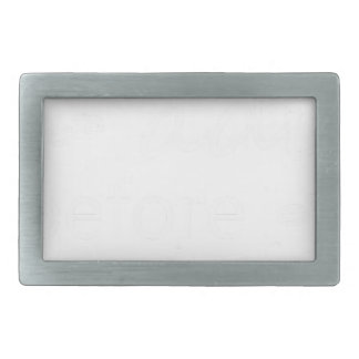 coffee21 rectangular belt buckle