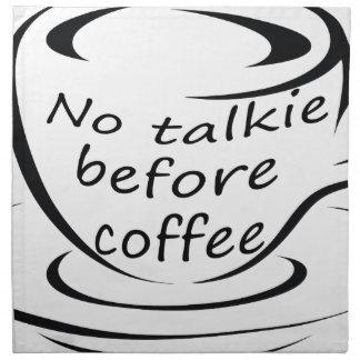 coffee22 napkin