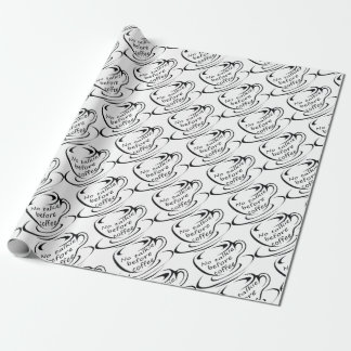 coffee22 wrapping paper