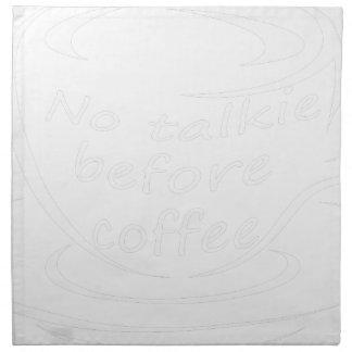 coffee23 napkin