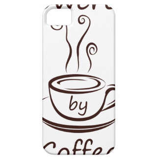 coffee2 iPhone 5 cover