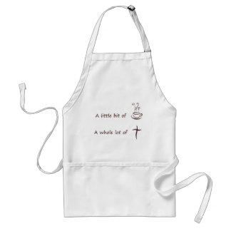 coffee4 standard apron