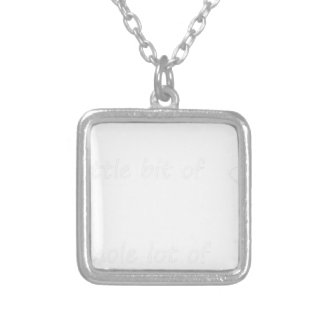 coffee5 silver plated necklace