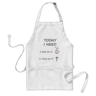 coffee6 standard apron