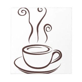 coffee8 notepad