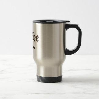Coffee - a Hug in a Mug    Gothic